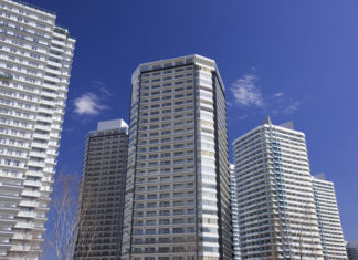 高層ビル 不動産